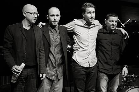 IM13 - Igor Matković, Marcin Wasilewski, Vladimir Kostadinović, Robert Jukič