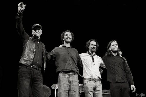 Stefanovski&Atanasovki quartet13 - Vlatko Stefanovski, Vasko Atanasovski, Jos_t Dras_ler, Marjan Stanic_