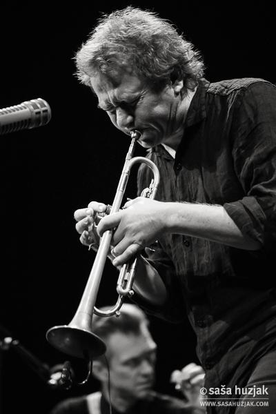 Nils Petter Molvær @ Festival Etnika, Narodni dom Maribor, Maribor (Slovenia), 26/10/2014